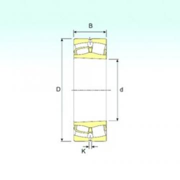 140 mm x 225 mm x 68 mm  ISB 23128 K spherical roller bearings