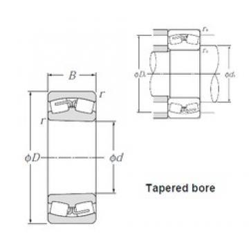 180 mm x 300 mm x 96 mm  NTN 23136BK spherical roller bearings