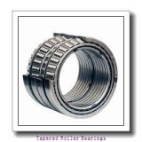 670 mm x 900 mm x 45 mm  ISB 292/670 M thrust roller bearings