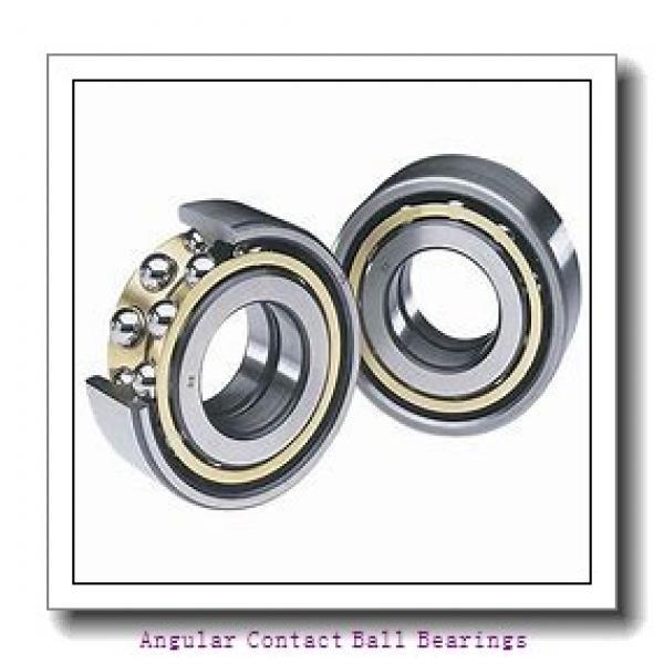 20 mm x 47 mm x 20,6 mm  FAG 3204-B-TVH angular contact ball bearings #1 image
