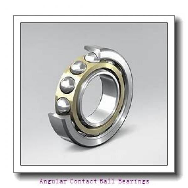 170 mm x 260 mm x 81 mm  NTN HTA034ADB/GNP4L angular contact ball bearings #1 image