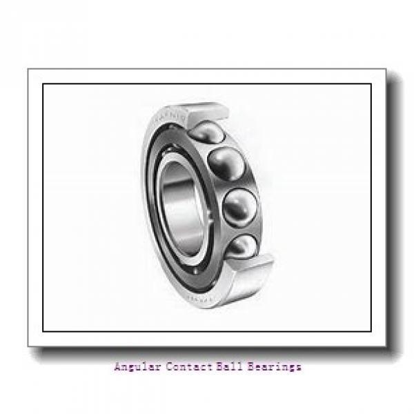 80,000 mm x 140,000 mm x 26,000 mm  NTN SF1634 angular contact ball bearings #1 image