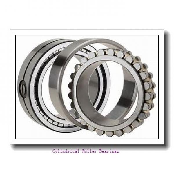 60 mm x 130 mm x 31 mm  NKE NJ312-E-TVP3 cylindrical roller bearings #1 image