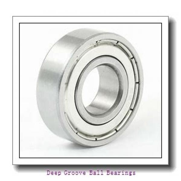 15 mm x 21 mm x 4 mm  ZEN F61702-2Z deep groove ball bearings #1 image