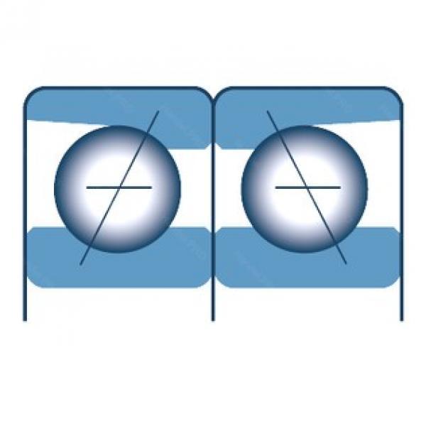 170 mm x 260 mm x 81 mm  NTN HTA034ADB/GNP4L angular contact ball bearings #2 image